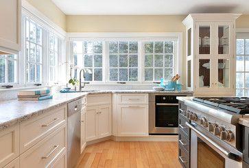 Candlelight Cabinetry Portfolio transitional-kitchen