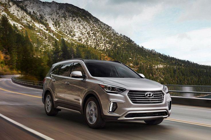 Hyundai Grand Santa Fe - новый снаружи, новый внутри  (+ВИДЕО)