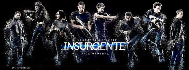 Drowned World: Insurgente (2015) - Review