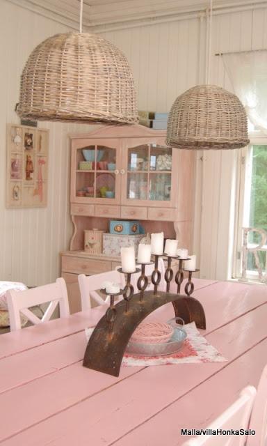 380 besten shabby cottage kitchen's bilder auf pinterest | rosa ... - Küche Shabby Chic
