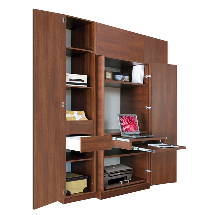 the 21 best images about home office armoir. on pinterest