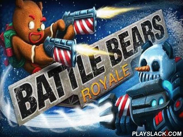 Battle Bears Royale  Android Game - playslack.com , Battle Bears Royale is a humorous on-line act sniper on Android. You will descend into hard-line fights between the plaything bears. The game is an on-line sniper; up to 8 groups can compete on the same representation at a time via 3G, LTE and Wi-Fi. You will have 8 characters and lots of completely different ammunitions to specify from. The game resembles Quake and dreamed. physics and dynamics of the gameplay are perfectly use in the…