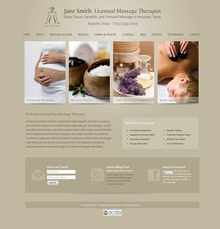 84 best Massage Therapist Marketing Ideas images on Pinterest