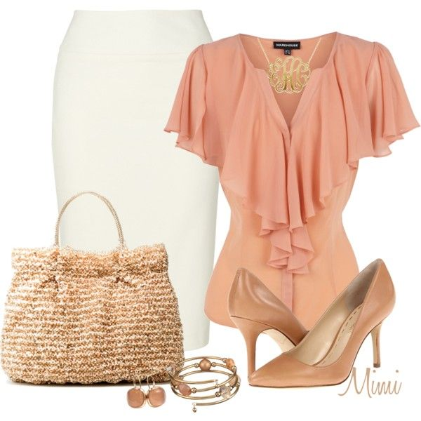 fancy peach shoes outfit size