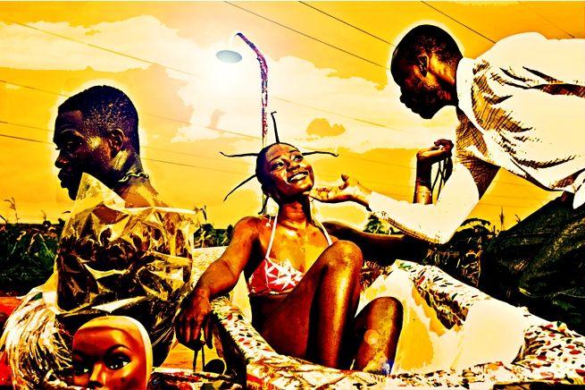 Interview With Innovative Ivorian Photographer Paul Sika Okayafrica.