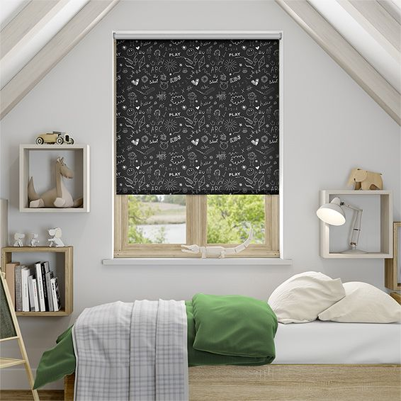 Roller Blinds With Designs : Best images about blinds blackout on pinterest