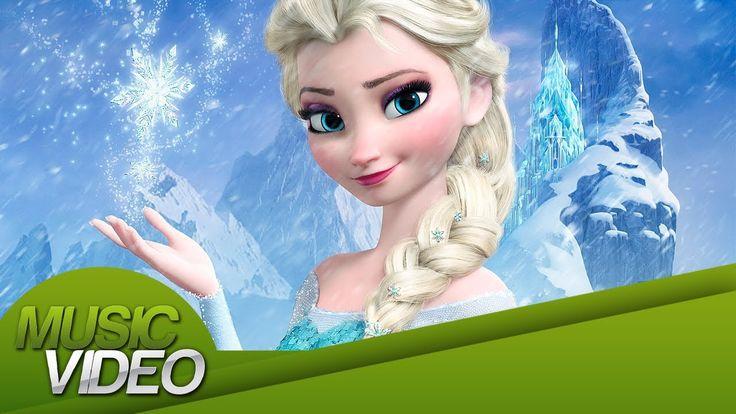 """Music - Video : Frozen: Una Aventura Congelada - """"Libre Soy"""" - HD"""