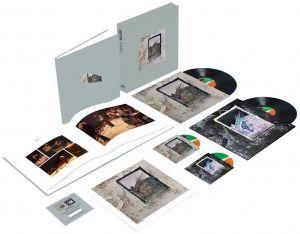 Led Zeppelin IV - Super Deluxe Edition Box Set  R2-536185 2 Cd 2 Lp