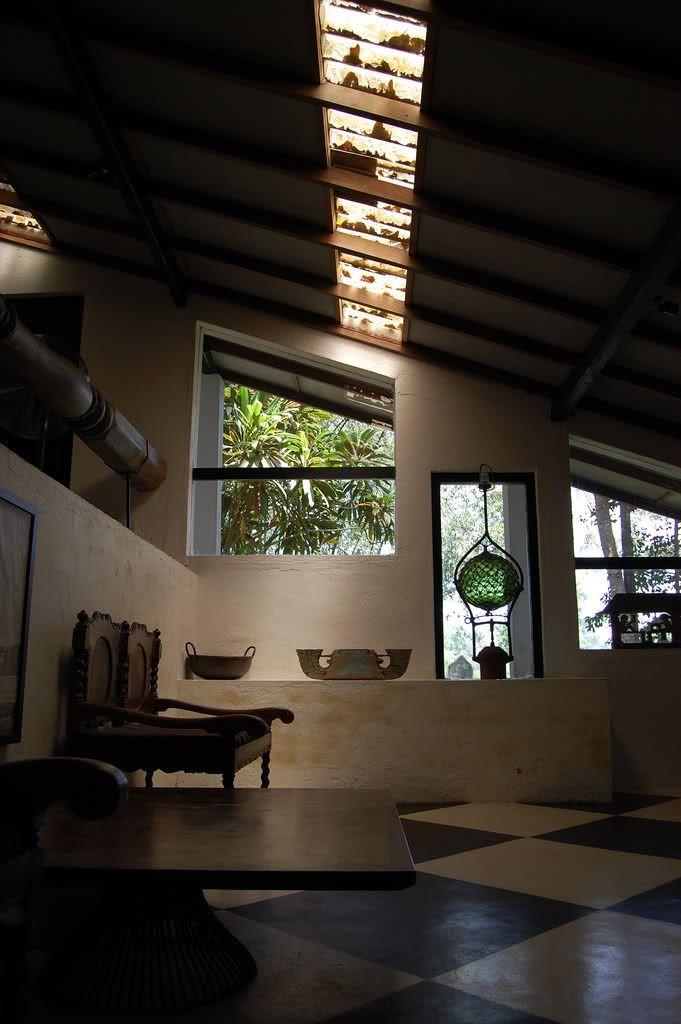 Geoffrey Bawa's Tropical Modernism, Sri Lanka - Lunuganga