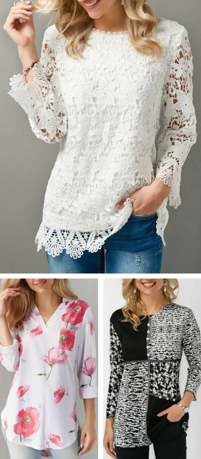 Casual tops for women at Rosewe.com, free shipping worldwide, check them out.