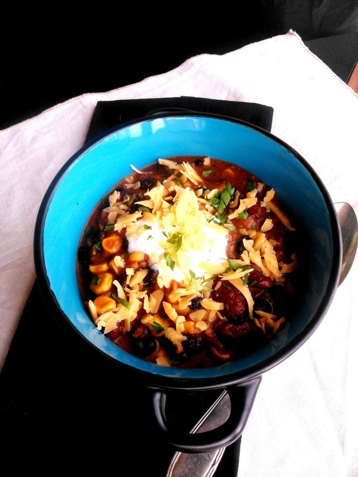 "Chilis bab ""mű anyagok"" nélkül - Homemade chili beans"