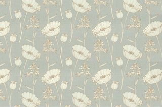 Poppyfield by Thom Filicia - eclectic - upholstery fabric - by Jan Jessup