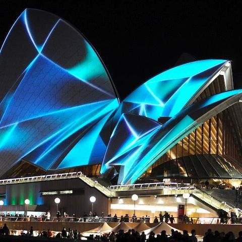 An image of Sydney Opera House