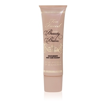 everyone needs to own the too faced beauty balm. Regardless of skin type, I have acne prone skin and allergies to nearly all make up with spf. THIS STUFF IS AMAZING. I get compliments on my skin everyday since i have been using this!