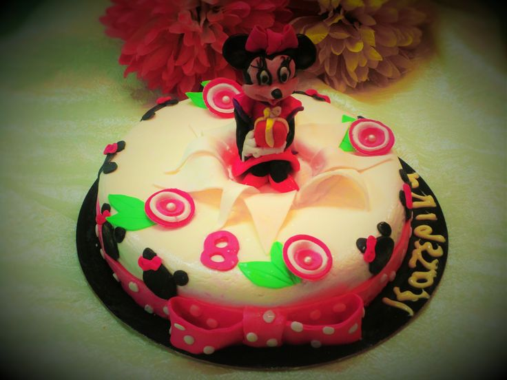 Minnie for 8 yeras old Kterina
