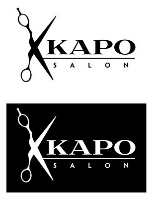 Hair+Salon+Logos   Fernando Creative Design: Hair Salon Logo design: Kapon Salon