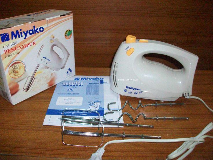 Miyako Hand Mixer HM-330
