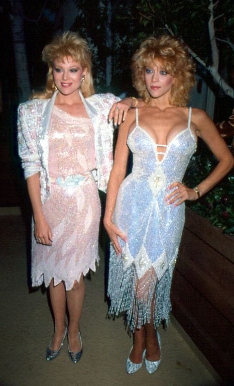 Pin On Judy And Audrey Landers