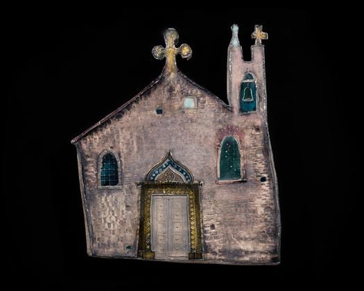 Church c. 1950s–60s; Rut Bryk (1916–99), Arabia, Finland