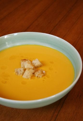 Pumpkin Soup with Sage and Brown Butter | Tasty Things-Healthy | Pint ...
