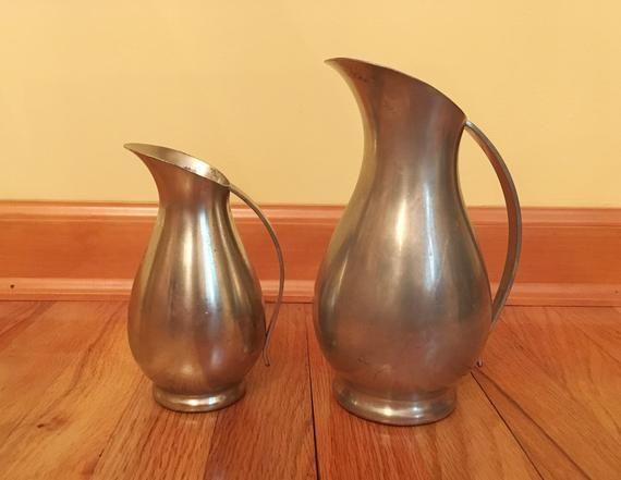Vintage mid century pitcher