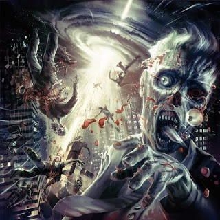 BRAIN DRILL - Quantum Catastrophe (2010) | Putridzone - Only brutal