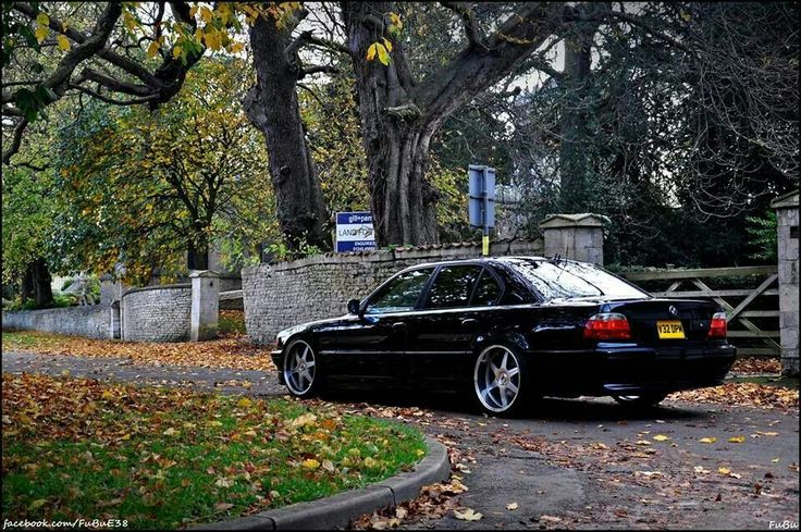 bmw e38 7 series black bmw 7 e38 pinterest bmw and black. Black Bedroom Furniture Sets. Home Design Ideas