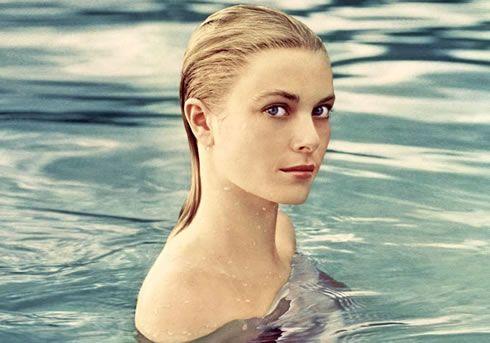 Unnatural Eye: Howell Conant Shoots Grace Kelly