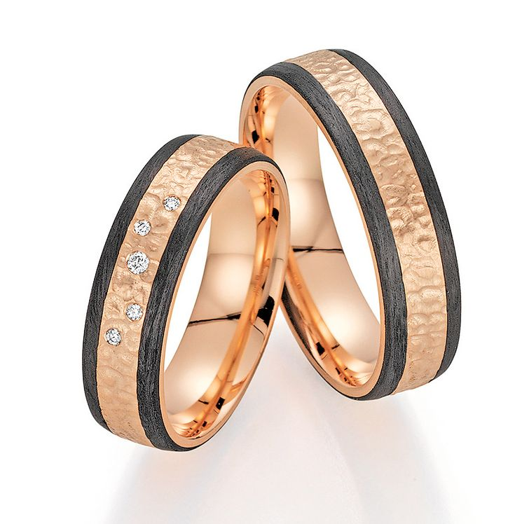 Eheringe Trauringe Carbon Bayer 88462 375 Rotgold #jewelry #jewels #jewel #fashion #gems #gem #gemstone #bling #stones #stone #trendy #accessories #love #crystals #beautiful #ootd #style #fashionista #accessory #instajewelry #stylish #cute #jewelrygram #fashionjewelry #verlobungsring #engagementring #engagement #verlobungsringe #trauringeschillinger #wedding #weddingrings #diamantring