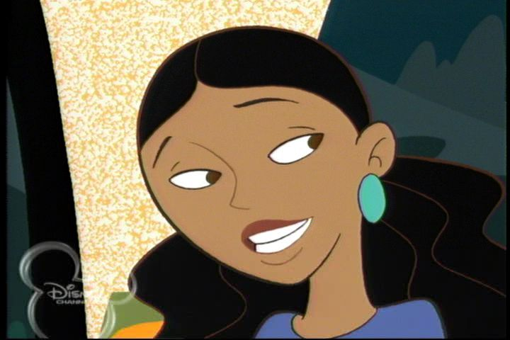 Monique Background information Character information Monique is Kim Possible's best female friend. She was voiced by Raven-Symoné.