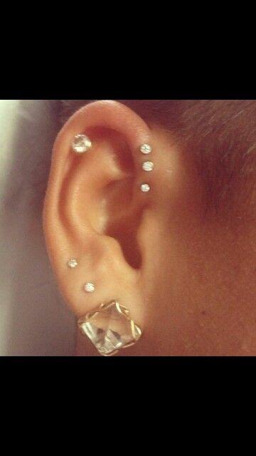 My dream ear piercings