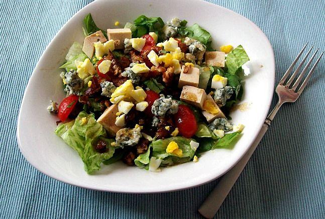 cobb salad chicken cobb salad easy cobb salad cobb salad with grains ...
