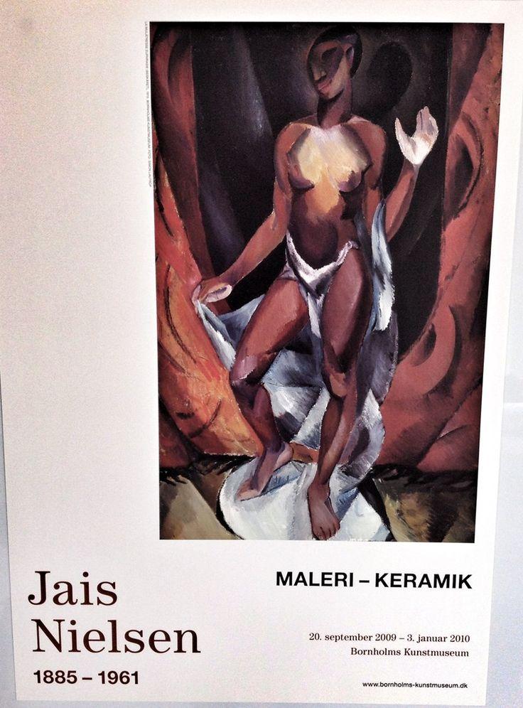 Jais Nielsen - Bornholms Kunstmuseum