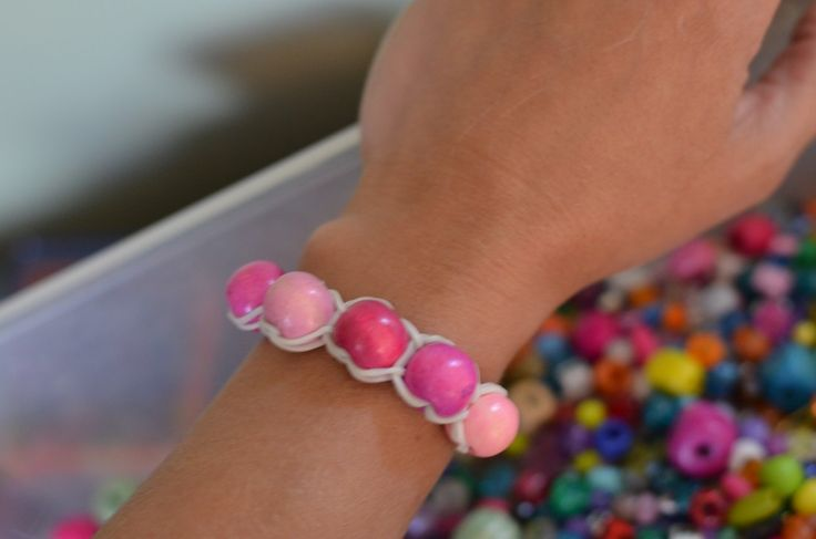 how to make dragon scale rubber band bracelets without loom
