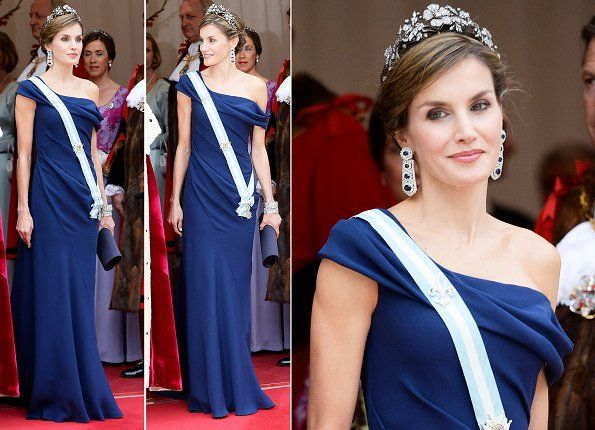 Spanish Queen Letizia in 2017, Style and Fashion