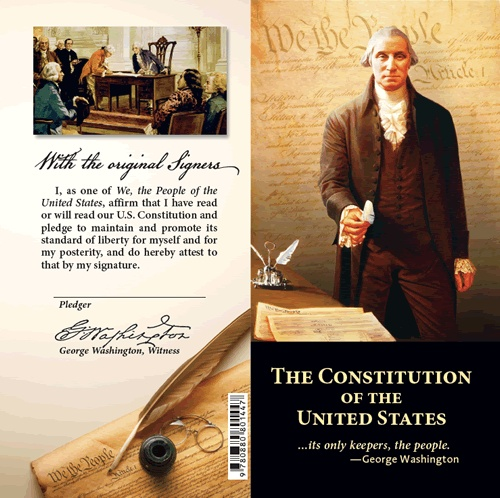 The Constitution explained.  As citizens of the U.S., we ALL need to read and understand the document that is the foundation of this country