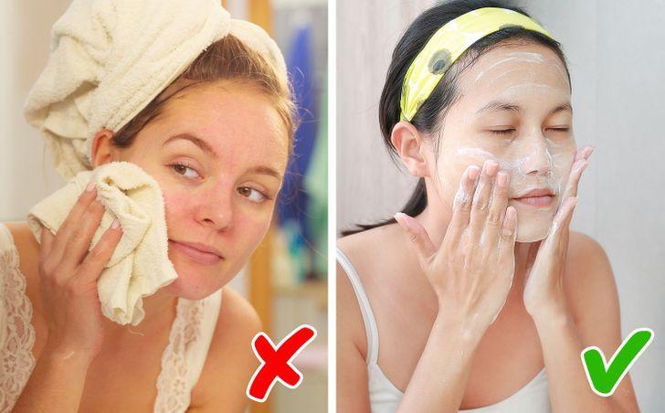 Por Qué Lavarse La Cara Durante Al Menos 60 Segundos Puede Marcar La Diferencia Caras Limpiador Facial Tipo De Piel
