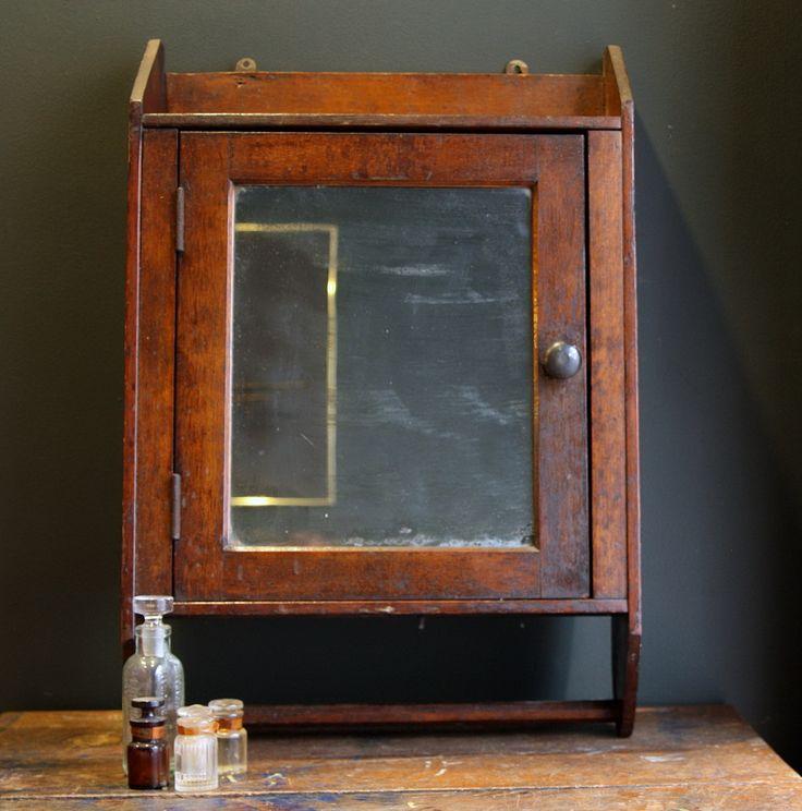 Best 20+ Vintage Medicine Cabinets Ideas On Pinterest