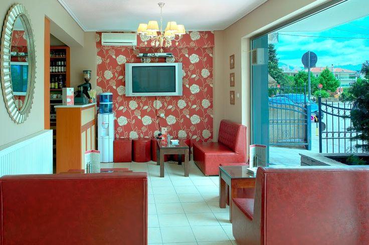 The Hotel - Lobby