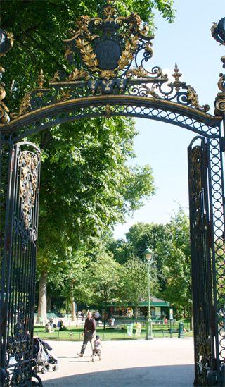 B&B Parc Monceau