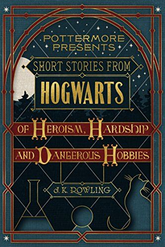 Short Stories from Hogwarts of Heroism, Hardship and Dangerous Hobbies by JK Rowling // Stories is probably not a great description--more like essays. I was disappointed that it felt more like a bio than a fiction tale. But it was still fun to hear backstory on some of my fave characters.