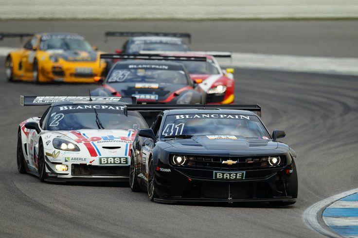 GT3 Camaro #motorama