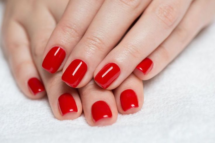 OPI Classic Nail Lacquer in Big Apple Red