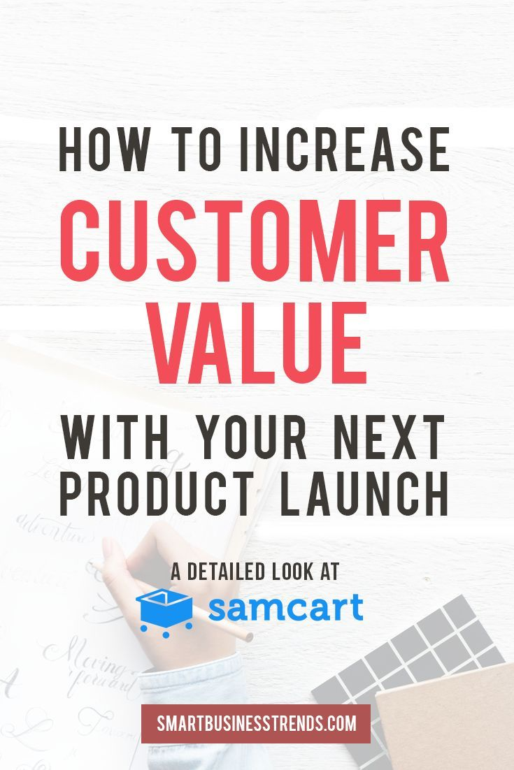 Samcart Landing Page Software Service Center