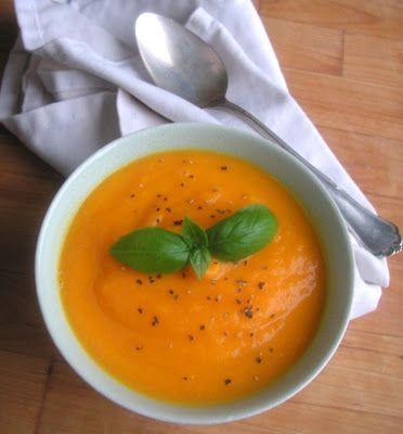 ihana porkkanalle maistuva porkkanakeitto