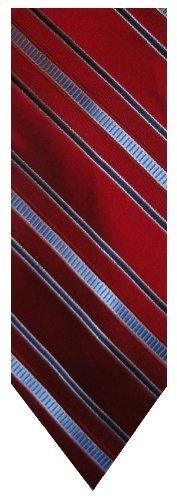 Men's Michael Kors Necktie Neck Tie Red, Blue and Silver Michael Kors, http://www.amazon.com/dp/B005WLQ600/ref=cm_sw_r_pi_dp_M.wYpb1D1WQC8