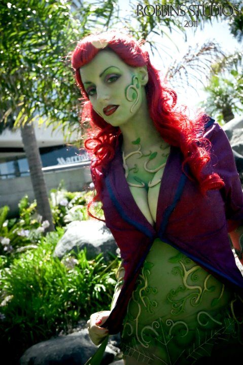 33 best images about Poison Ivy (Arkham Asylum) - Cosplay ...