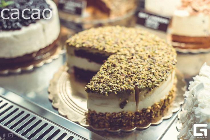 pistachio cake  ice cream at #cacaopraha #prague #praha #czechrepublic #homemade #czech #czechia #praha #cake #homemadecake #cafe #cafeprague #cafepraha #icecream #icecreamcup #icecreampraha #icecreamprague
