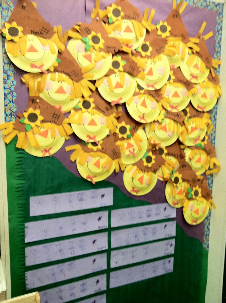 Preschool Scarecrow Craft Ideas