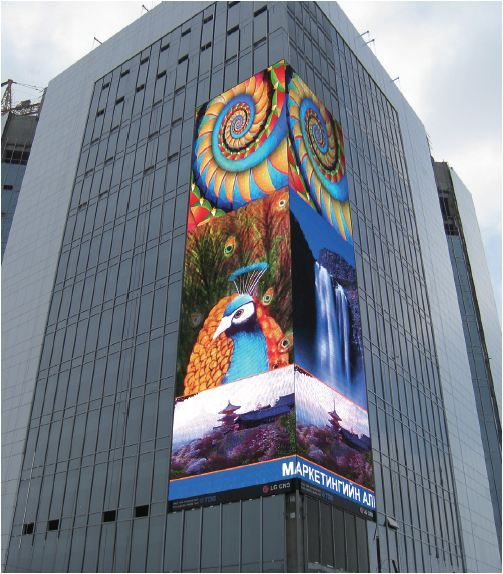 19 Best Architectural Led Display Impact Images On